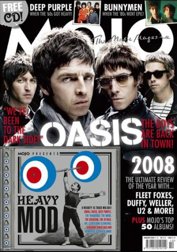 Mojo Music Magazine Jan 2009 pdf epub