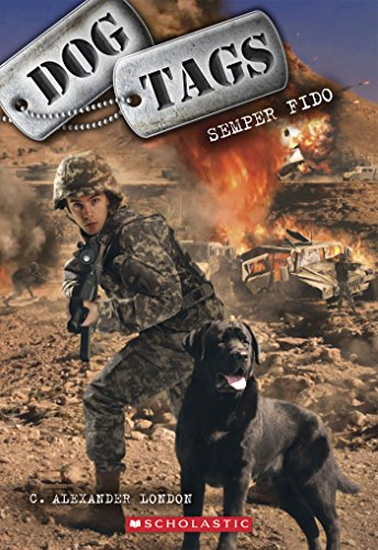 Canine War Heroes Star in Dog Tags Chapter Books