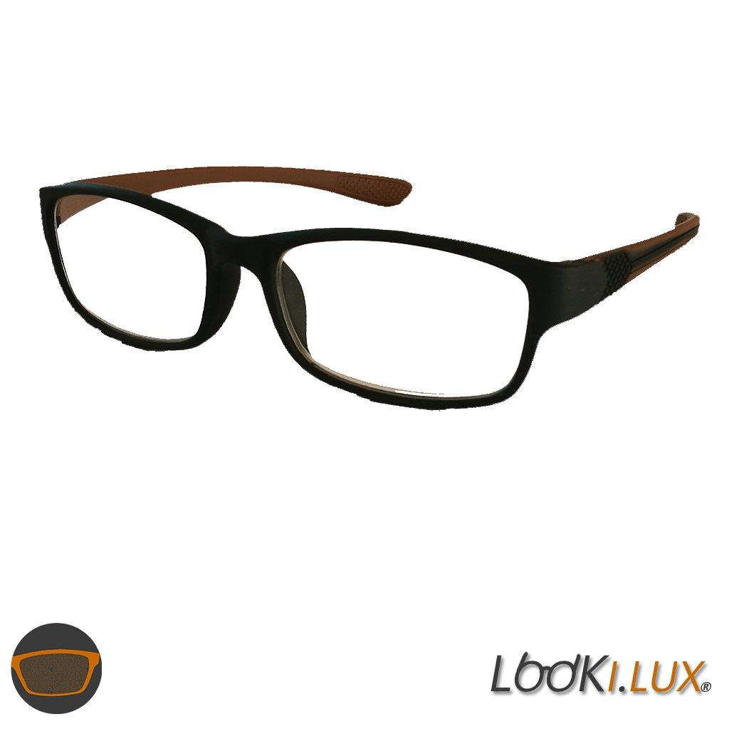 1,0/a Sportivo leggero occhiali da lettura moderno diversi sehstaerken da 3,0