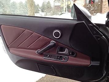 RedlineGoods Honda S2000 1999-09 insercion de puertas delanteras AP1 de
