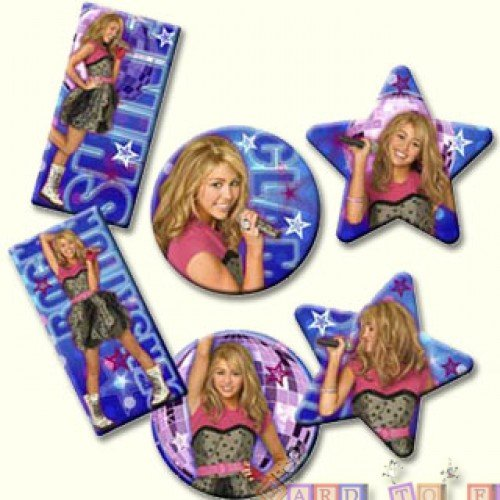 - Hannah Montana - Rock the Stage Magnets