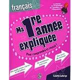 Ma 1er année expliquée français