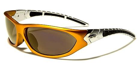 X-Loop Solo Gafas de Sol de Deporte - Snowboarding - Esqui - Ciclismo - UV400 (UVA y UVB)
