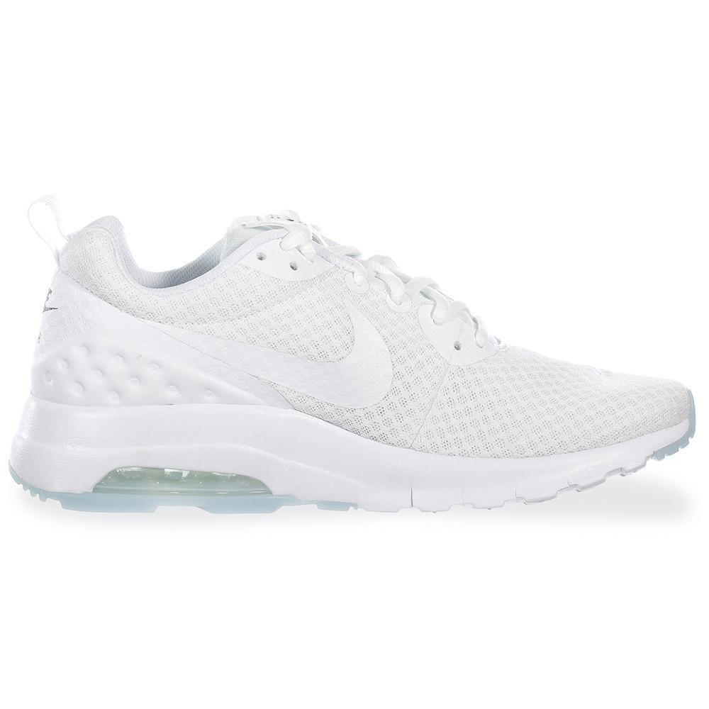 Nike Tenis Air MAX Motion 833260110 Blanco Hombre