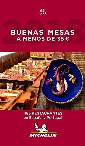 Buenas mesas a menos de 35 € (La Guía Michelin): Amazon.es: Vv.Aa, Vv.Aa: Libros