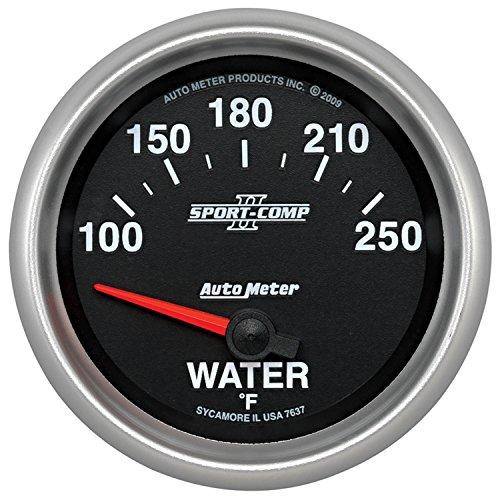 Auto Meter 7637 Sport-Comp II 2-5/8