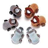 Coolpay Baby Cute Cotton Winter Socks,Cartoon Car