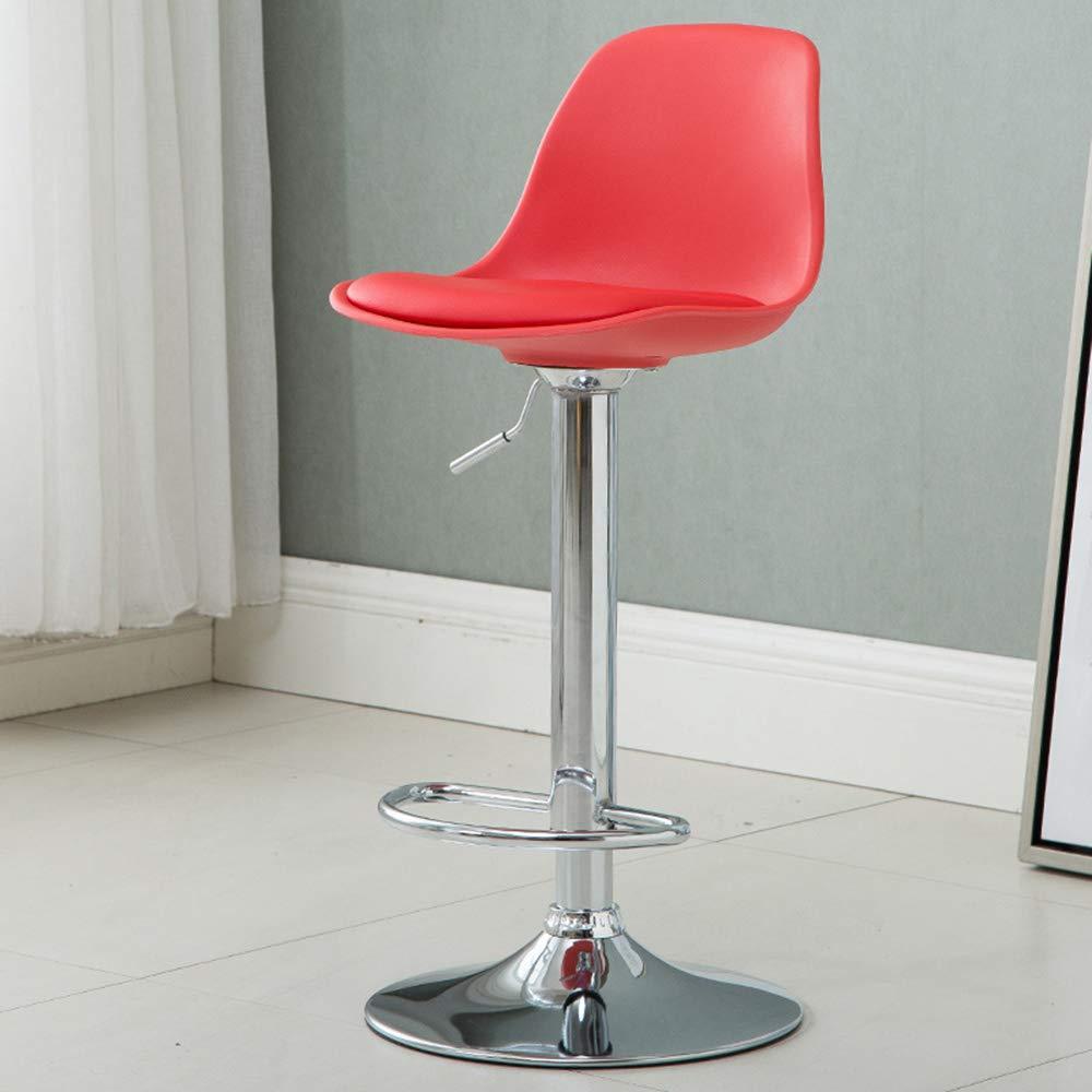 A LJJL Stable Bench, Bar Stool, Simple Bar Chair Chair Lift High Stool Front Desk redating Creative Bar Stool Bar Stool High Chair Sofa Footstool (color   D)