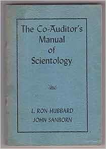 l ron hubbard brainwashing manual