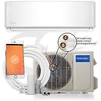 MRCOOL DIY 24K BTU 16 SEER Ductless Mini-Split Heat Pump w/WiFi with Line Guard Kit