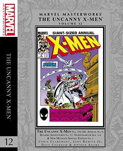Marvel Masterworks: The Uncanny X-Men Vol. 12 (Xmen Marvel Masterworks)
