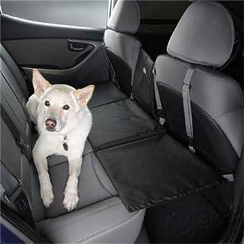 Outward Hound Auto Extend A Seat Black