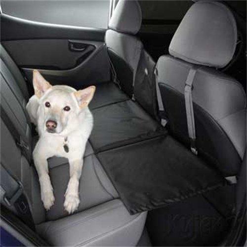 Kyjen Outward Hound Extend a Seat, Black, My Pet Supplies