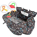 2-in-1 Shopping Cart Cover Premium Quality Foldable...