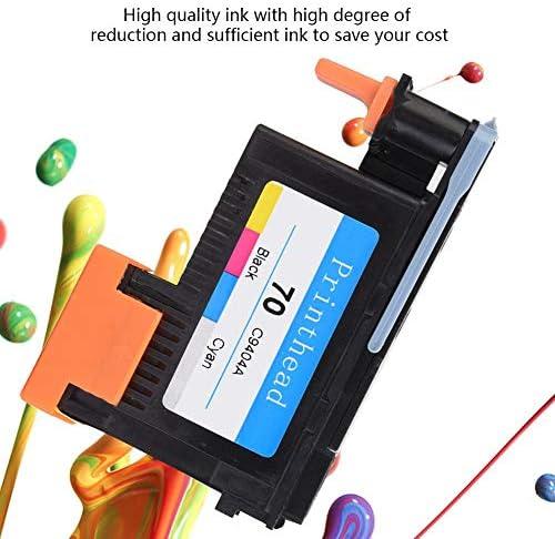 Tosuny Cabezal de impresión HP 70 Designjet Z2100 Z5200 Z3200 ...