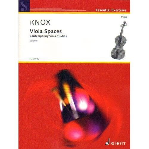 Viola Contemporary (Viola Spaces - Contemporary Viola Studies, Volume 1 Softcover)
