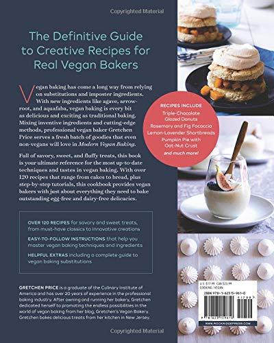 Buy vegan baking cookbook