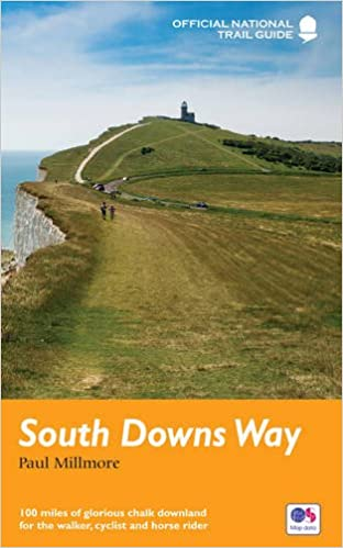 South Downs Way Guidebook (National Trail Guides)