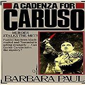A Cadenza for Caruso: Opera Mystery, Book 1 | Barbara Paul