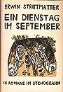Ein Dienstag im September. 16 Romane im Stenogramm. Holzschnitte von Lothar Sell - Erwin Strittmatter