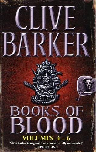 Books of Blood, Vols. 4-6 (v. 2)