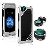 iPhone 7 Case,Coolphoneda Zoom lens