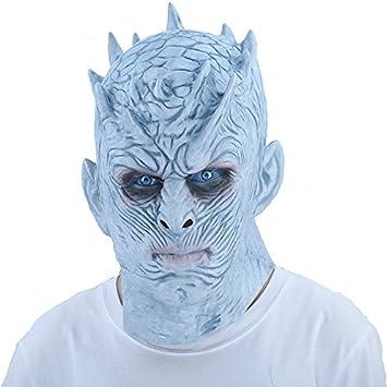 thematys – Máscara de noche del rey Night King de Juego de Tronos ...