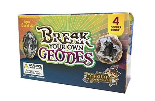 Kit Geodes (Break Your Own Geodes)