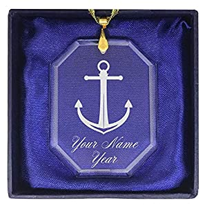 518g0CRPklL._SS300_ 75+ Anchor Christmas Ornaments