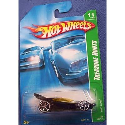 Mattel Hot Wheels 2007 TREASURE HUNTS Drift King Series 1:64 Scale Die Cast Metal Car # 11 of 12: Toys & Games