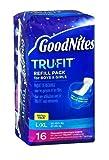 Goodnites Tru-Fit Refill Pack L/XL 16.0ea (pack of 4)