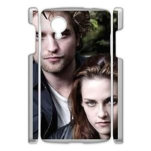 Google Nexus 5 Phone Case White Twilight BFG590411