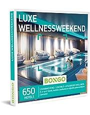 Bongo Bon - Luxe Wellnessweekend   Cadeaubonnen Cadeaukaart cadeau voor man of vrouw   650 hotels met uitgebreide wellnessfaciliteiten