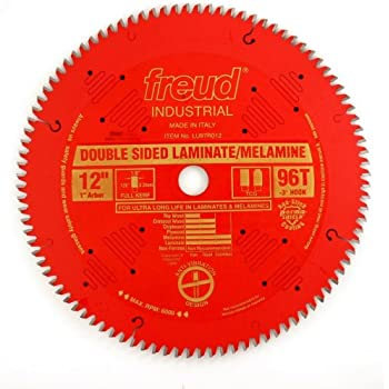 Freud 12 Quot X 96t Double Sided Laminate Melamine Blade