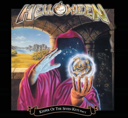 Keepers Of The Seven Keys Part 1 (Expanded Edition) by Helloween (2006-08-08) (Keeper Of The Seven Keys Part 1)