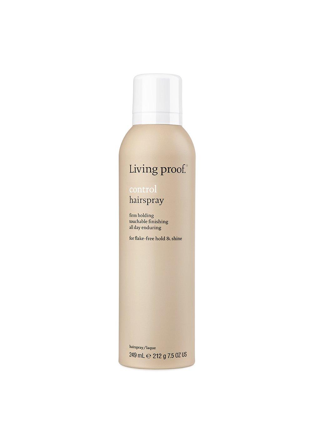 Living Proof Control Fixing Hairspray, 249 ml 0850426007028