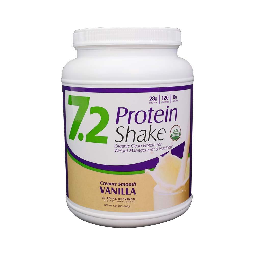 Alkaline SevenPoint2 Vanilla Protein Shake