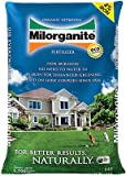 Milorganite 62036-MW Organic Milorganite Fertilizer, 32-Lb. - Quantity 1 (1, 32 lbs)