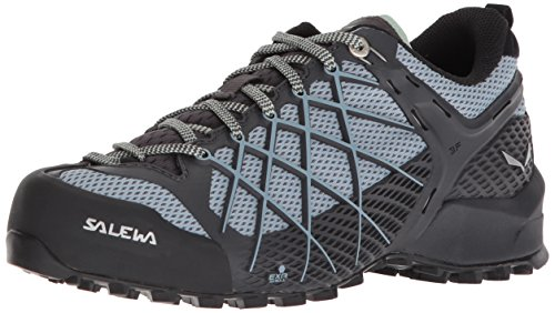 Image of Salewa Women's Wildfire, Magnet/Blue Fog, 7.5 M US