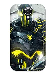 [ICLNlzR7616exjam] - New Warrior Fantasy Protective Galaxy S4 Classic Hardshell Case Sending Screen Protector in Free