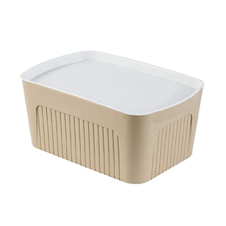 Axiba Cajas de almacenaje Caja de Almacenamiento de Ropa plástico