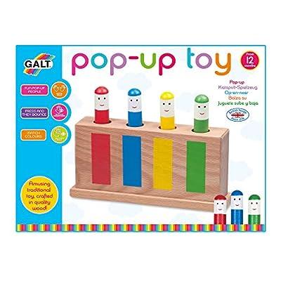 Galt Pop Up Toy: Toys & Games