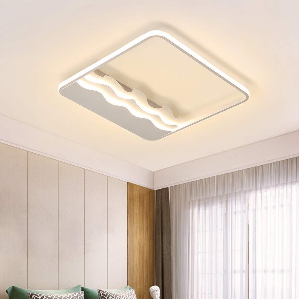 WSYYWD Sala de estar Dormitorio Estudio con lámpara de techo ...