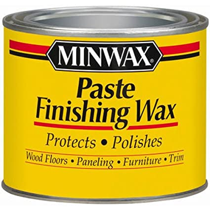 Minwax 785004444 Paste Finishing Wax, 1-Pound, Natural - Amazon.com: Minwax 785004444 Paste Finishing Wax, 1-Pound, Natural