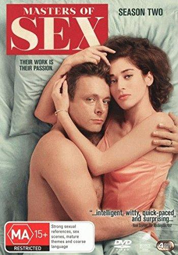 Masters Of Sex - Season 2 [NON-USA Format / PAL / Region 4 Import - Australia] (Masters Of Sex Season Two)