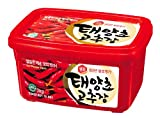 Sempio Hot Pepper Paste (Gochujang), 6.6-Pounds