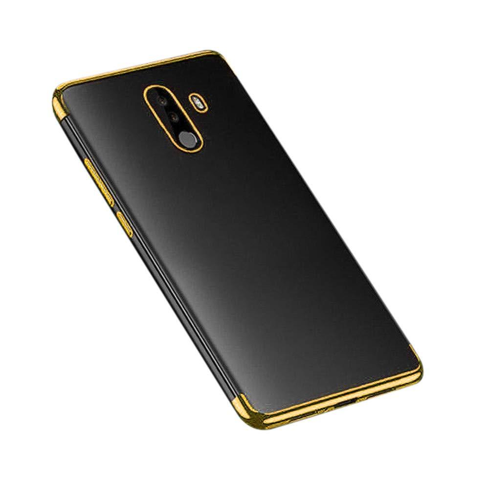 Momola Xiaomi PocoPhone F1 - Carcasa de TPU para teléfono ...