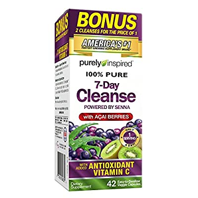 Purely Inspired 7-Day Cleanse, 42 Count