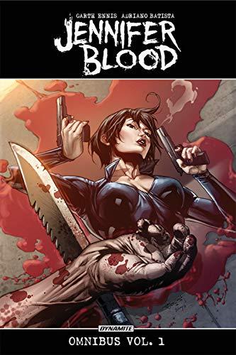 Pdf Comics Jennifer Blood Omnibus TPB