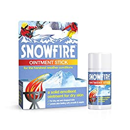 3 x Snowfire Ointment Stick – Solid emollient ointment for dry skin – More Op…